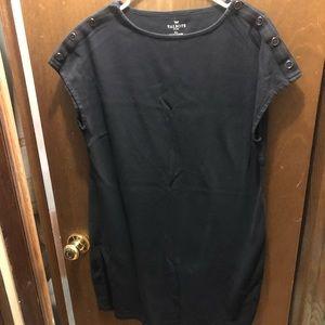 Dark navy blues dress